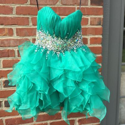 Pretty Homecoming Dress,Sexy Party ..