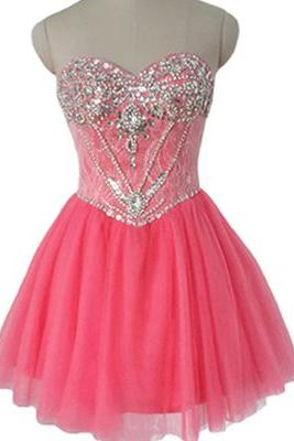 Sweetheart Simple Homecoming Dress,Sexy Party Dress,Charming Homecoming Dress,Cheap Homecoming Dress,Homecoming Dress,H07