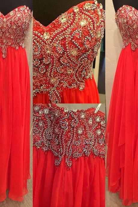 Sweetheart Prom Dress,Long Prom Dresses,Charming Prom Dresses,Evening Dress Prom Gowns, Formal Women Dress,prom dress,F147