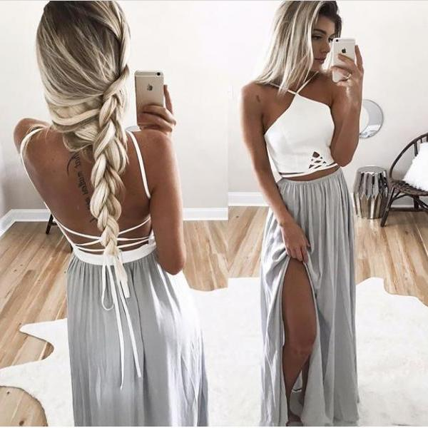 Halter Prom Dress,Long Prom Dresses,Prom Dresses,Evening Dress, Prom Gowns, Formal Women Dress,prom dress,Z130