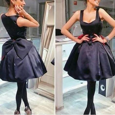 Black Homecoming Dresses,Short Prom Dresses,Cocktail Dress,Homecoming Dress,Graduation Dress,Party Dress,Short Homecoming Dress Z140